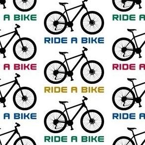 Ride a Bike Two