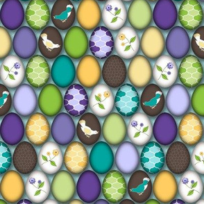 Celebrate Spring with Painted Mini Eggs