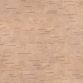 birch bark - pinkish brown