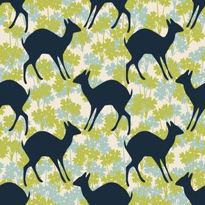 Deer green