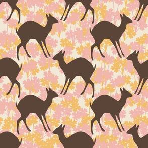 Deer peach