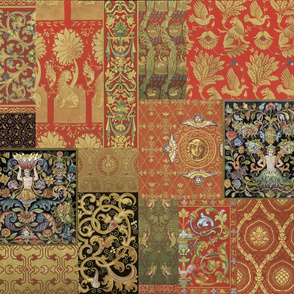 Henry VIII Was A Cheater ... Quilt