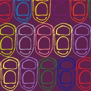 Pull tabs go popart