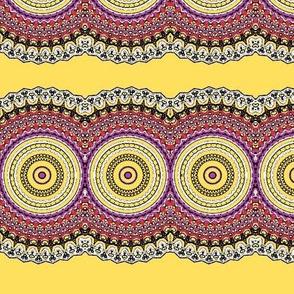 Hypnotic yellow
