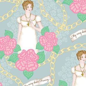 Fanny between chains and roses