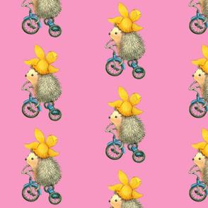 Spikes On Trikes