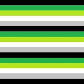 Aro Pride Stripes (with white)