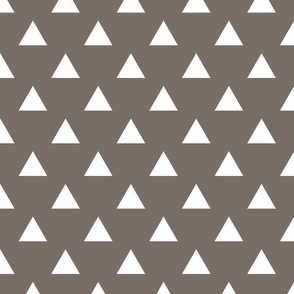 triangles clay