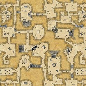 Old School Dungeon