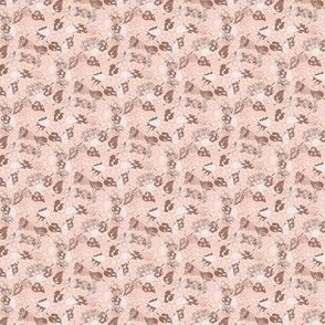 Frankie ditsy (pink version)