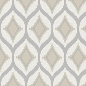 Aztec Diamond Linen