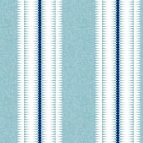 Frequency Stripe Aqua