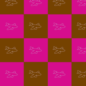 Airplane squares repeating-ch