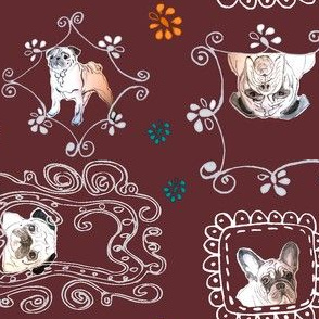 pugs and other bulldogs