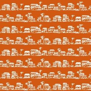CASITAS - orange