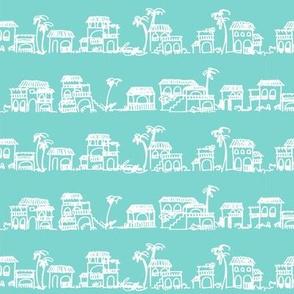 LITTLE BEACH HOUSES  / CASITAS