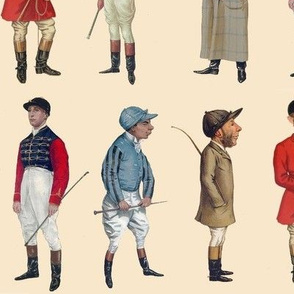 The Riders of Vanity Fair