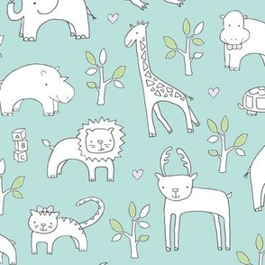 Safari Baby!