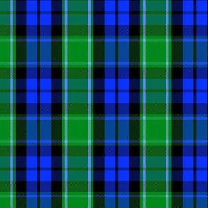 Graham of Menteith clan tartan (modern colors)