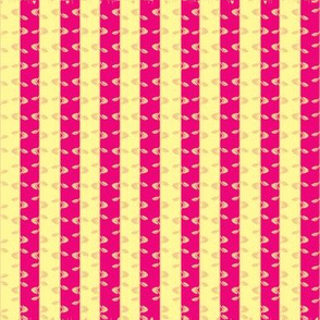 Bright Stripes with Vines coordinate for Bright Sewing Toile