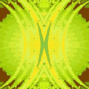 Abstract6-green/brown