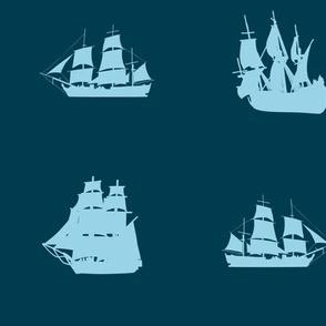 Oceanic Sailing Shipness