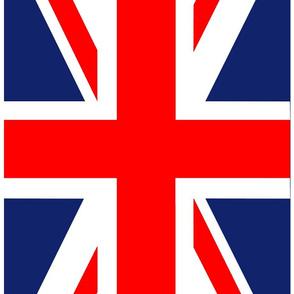 Big Union Jack UK Flag Panel