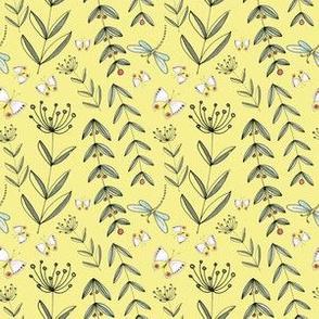 Wild Flowers - Yellow | alexcolombo.com