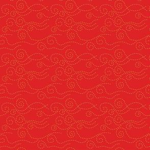 vague_pointillée_rouge_jaune_M