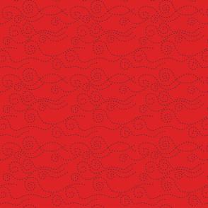 vague_pointillée_rouge_marine_M