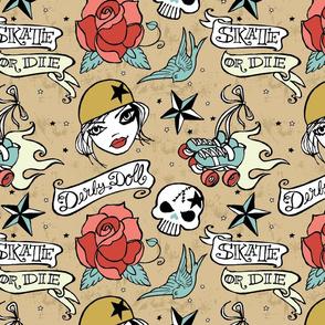 Skate Tatts