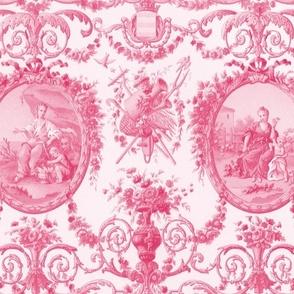 Pink Dawn ~ Rococo Harvest