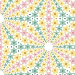 01981384 : mandala12 : springcolors