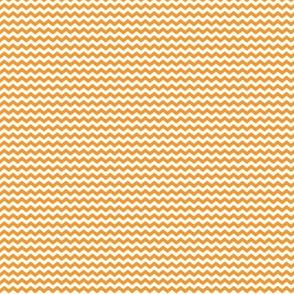 Tiny Orange Chevron