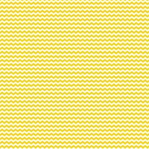 Tiny Yellow Chevron