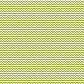 Tiny Green Chevron