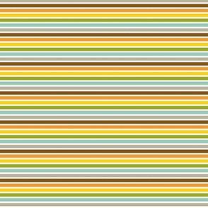 Tiny Colorful Stripes