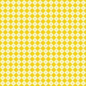 Small Yellow Diamonds