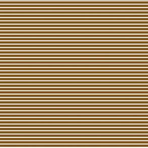 Tiny Brown Stripes