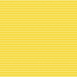 Tiny Yellow Stripes