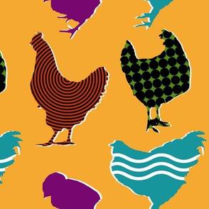 Film Chickens