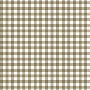 Small Grey Gingham