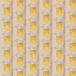 baby giraffe quilt blocks