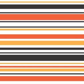 Sunburst 70's Thick Stripe