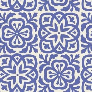 Royal Blue Tile