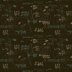 mathematical tension