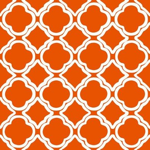 Trellis Sunshine Orange