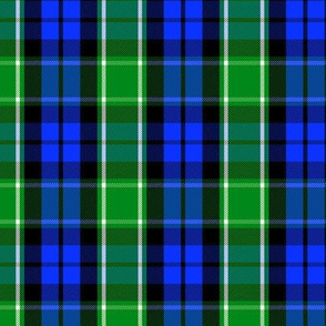 Graham of Menteith district tartan (modern colors)