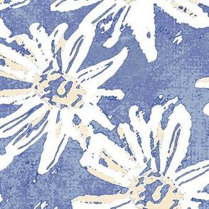Daisy Wash - Blue