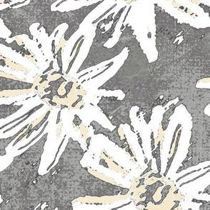Daisy Wash - Grey